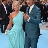 OIC - ENTSIMAGES.COM - David Hasselhoff and Hayley Roberts at the Entourage - UK film premiere  in London 9th June 2015  Photo Mobis Photos/OIC 0203 174 1069