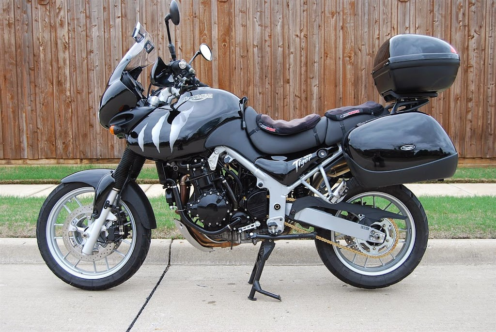 fs 2006 triumph tiger 955i black twt forums. Black Bedroom Furniture Sets. Home Design Ideas
