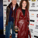 OIC - ENTSIMAGES.COM - Jon Irvin and Claire Evans at the Independent Filmmakers Ball a charity event in aid in The British independent Film Trust London 29th April 2015  Photo Mobis Photos/OIC 0203 174 1069