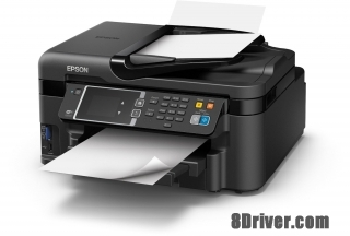 download Epson WorkForce WF-3620DWF printer's driver