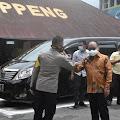 Anggota Komisi III DPR RI Supriansa Gelar Kunjungan Kerja di Mapolres Soppeng