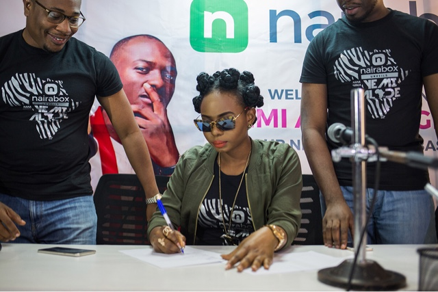 NAIRABOX UNVEILS YEMI ALADE AND GENIUZZ AS BRAND AMBASSADORS