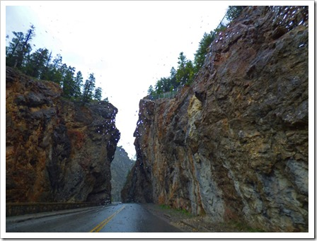 West Entrance, Kootenay National Park