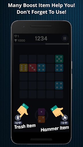 Dominoes Puzzle: Match & Merge 1.0 screenshots 4