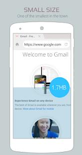 snapLite Browser - Fast & Safe screenshot