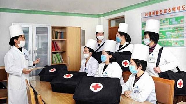 Rezim Korea Utara Disebut Eksekusi Pasien Virus Corona?