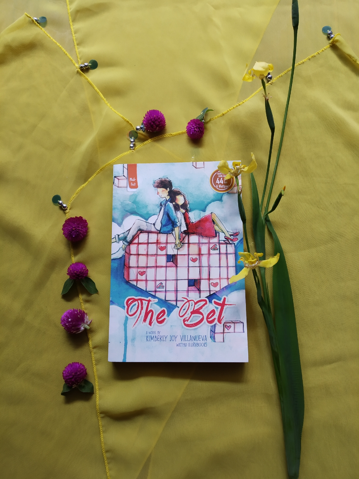 Review Novel The Bet