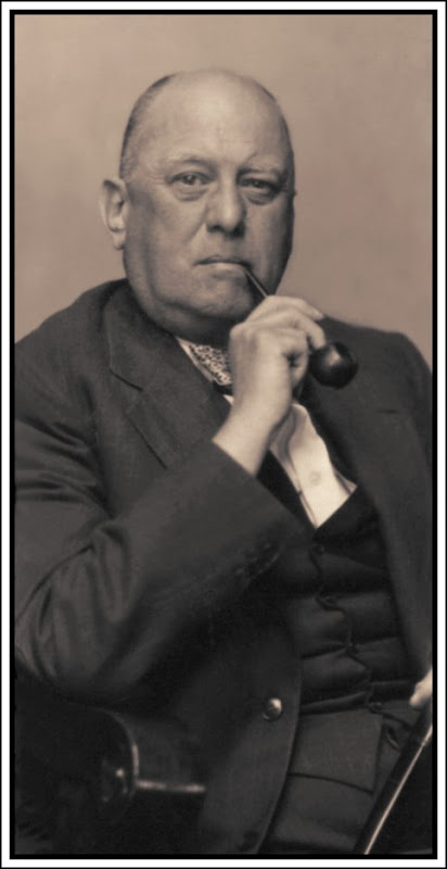 Aleister Crowley Life Pics 4, Aleister Crowley