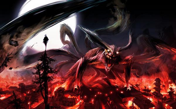Silent Beast Look, Evil Creatures