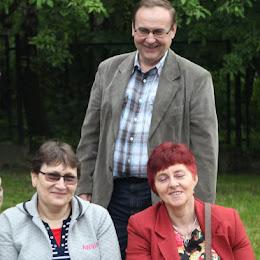 60. urodziny farorza - kościelni z rodzinami oraz ministranci
