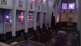 Visite de notre église Saint-Jean-Baptiste à Bruxelles Molenbeek-Saint-Jean mardi 28 juillet 2015 (20)