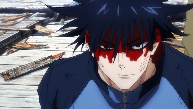 الحلقة الثامنة من Jujutsu Kaisen مترجمة