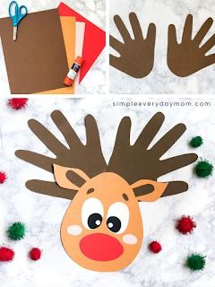 Atividades DIY Natal #1