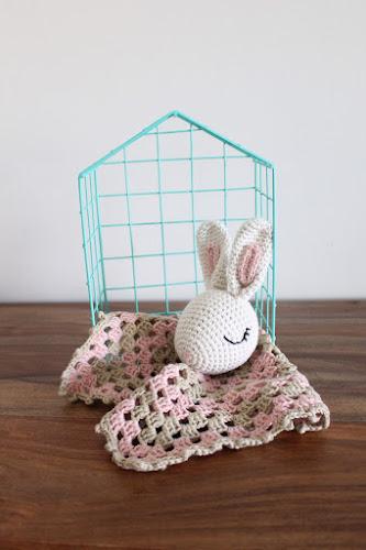 Not 2 late to craft: Un dudú per la petita Núria / A doudou for little Núria