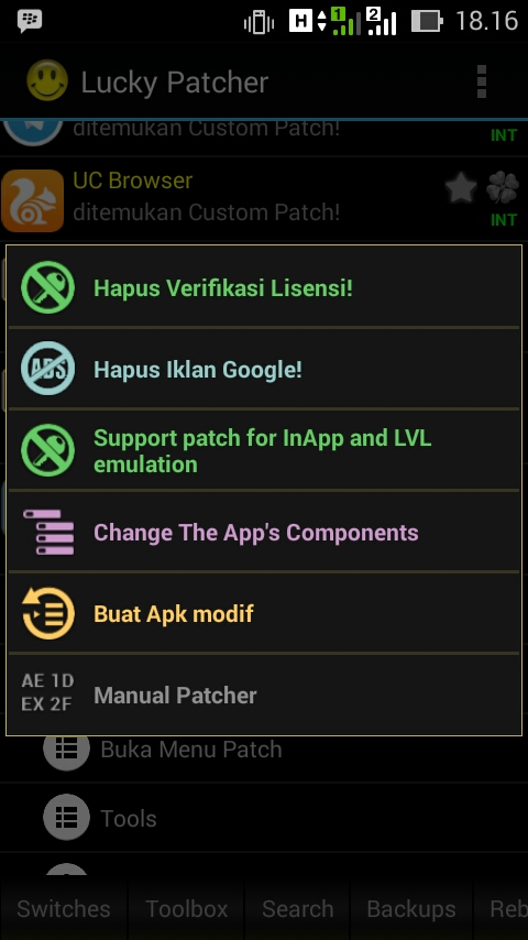 lucky patcher for android terbaru
