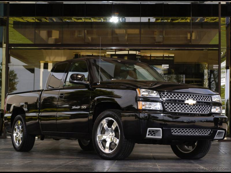 2004 chevrolet silverado 1500 ss specifications pictures. Black Bedroom Furniture Sets. Home Design Ideas