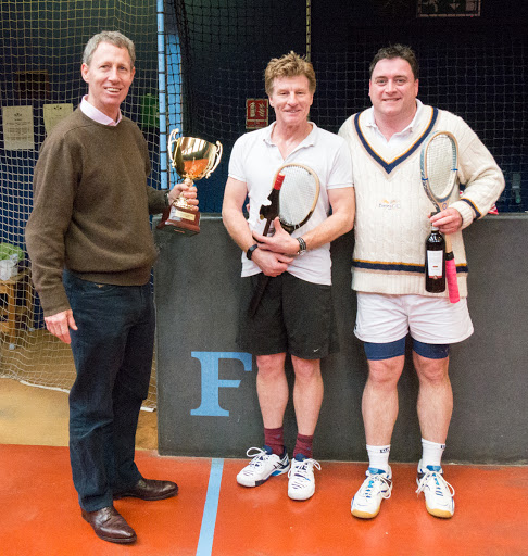 Duncan Hannay Robertson, Robin Faux & Grattan MacGiffin, 40's Final