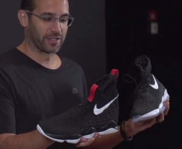 Step into the Design of the Nike LeBron 15 With Jason Petrie