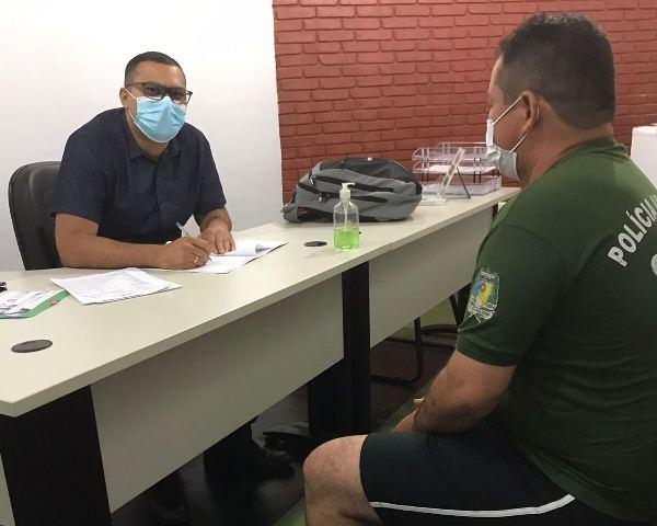 Em Araguatins, 9º Batalhão da Polícia Militar realiza inspeção médica anual dos policiais militares da unidade