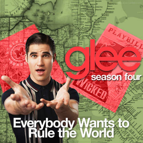 Glee - A Change Would Do You Good 10022012