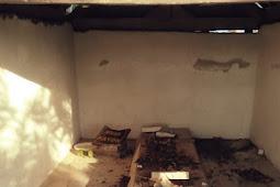 Warga Kedungwonokerto Di Gegerkan Dengan Porak Poranda Makam Petilasan Mbah Kayon