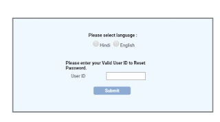 IFMS MP Treasury Login Password Reset