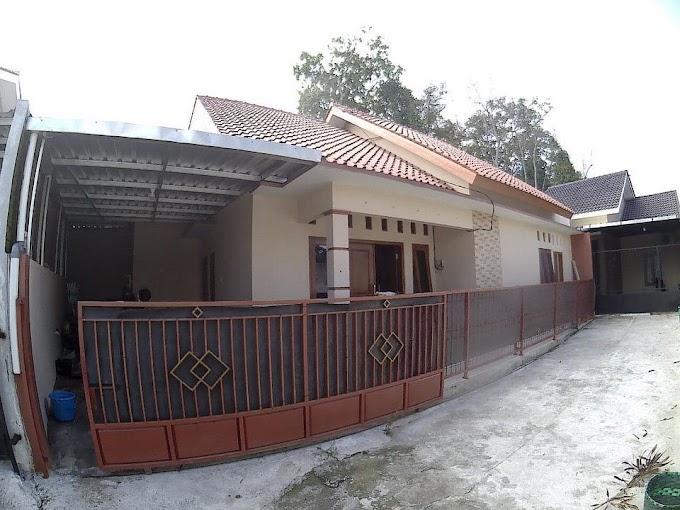 Rumah Cluster Murah Minimalis strategis Timur Supermarket Pamela 7 Purwomartani