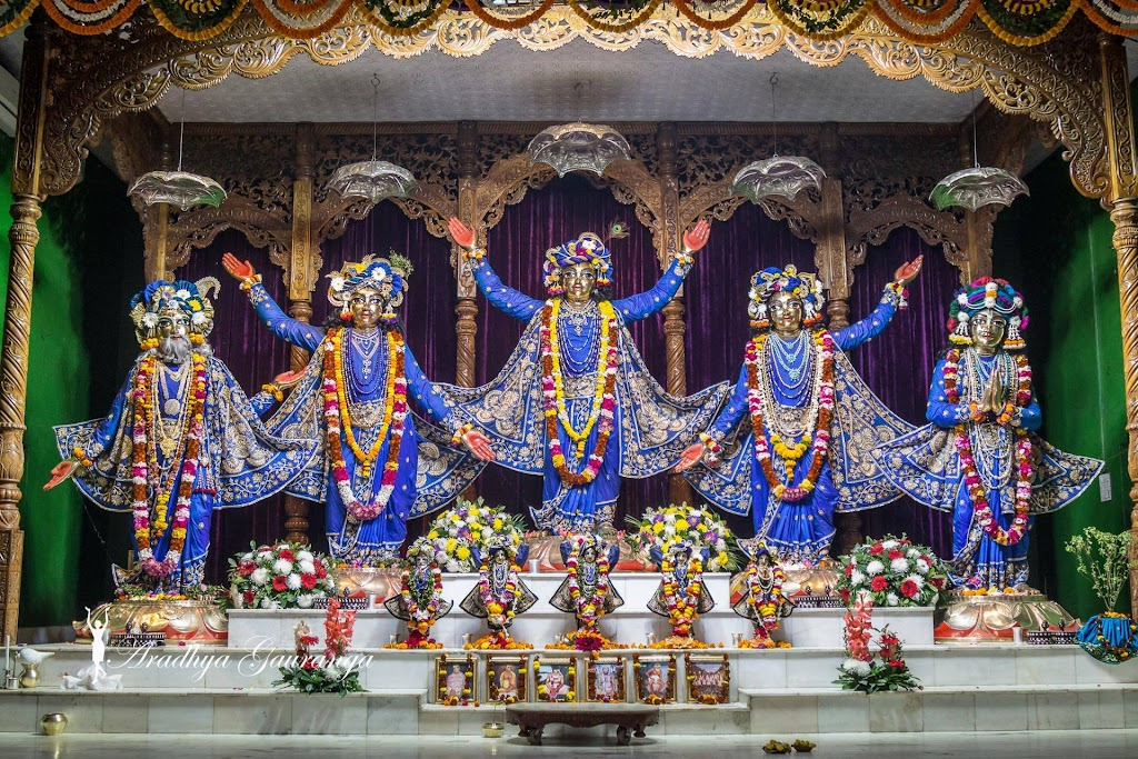 ISKCON Mayapur Deity Darshan 31 Dec 2016 (50)