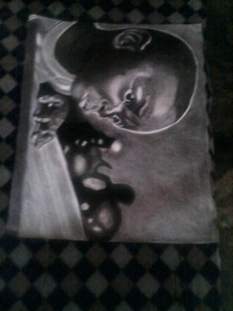 Nigerian Leonardo Da vinci drops another art