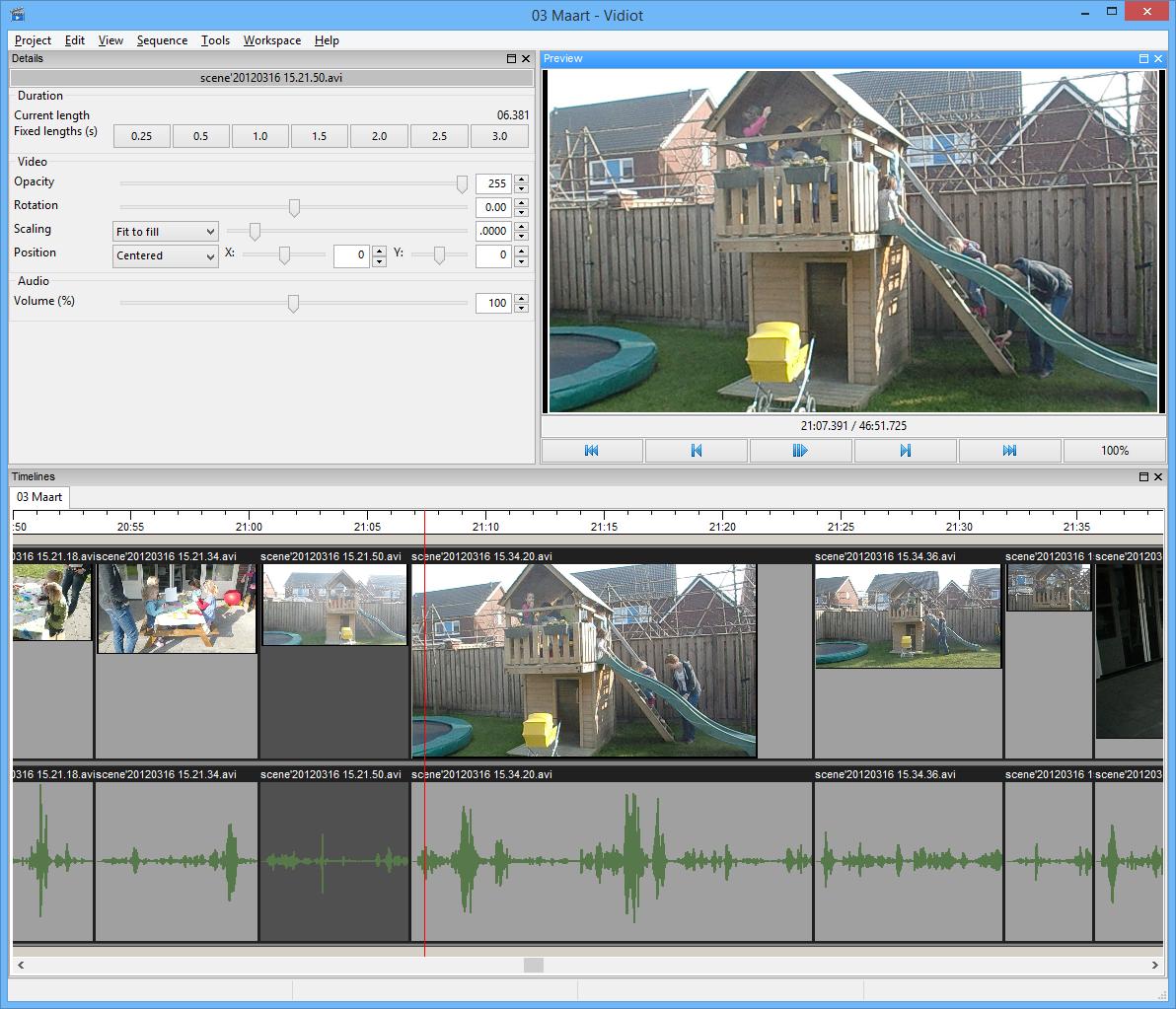 Vidiot (Açık kaynak kodlu video düzenleme yazılımı)