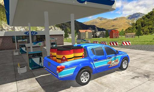 Offroad Pickup Truck Cargo Duty 2.0 Screenshots 5