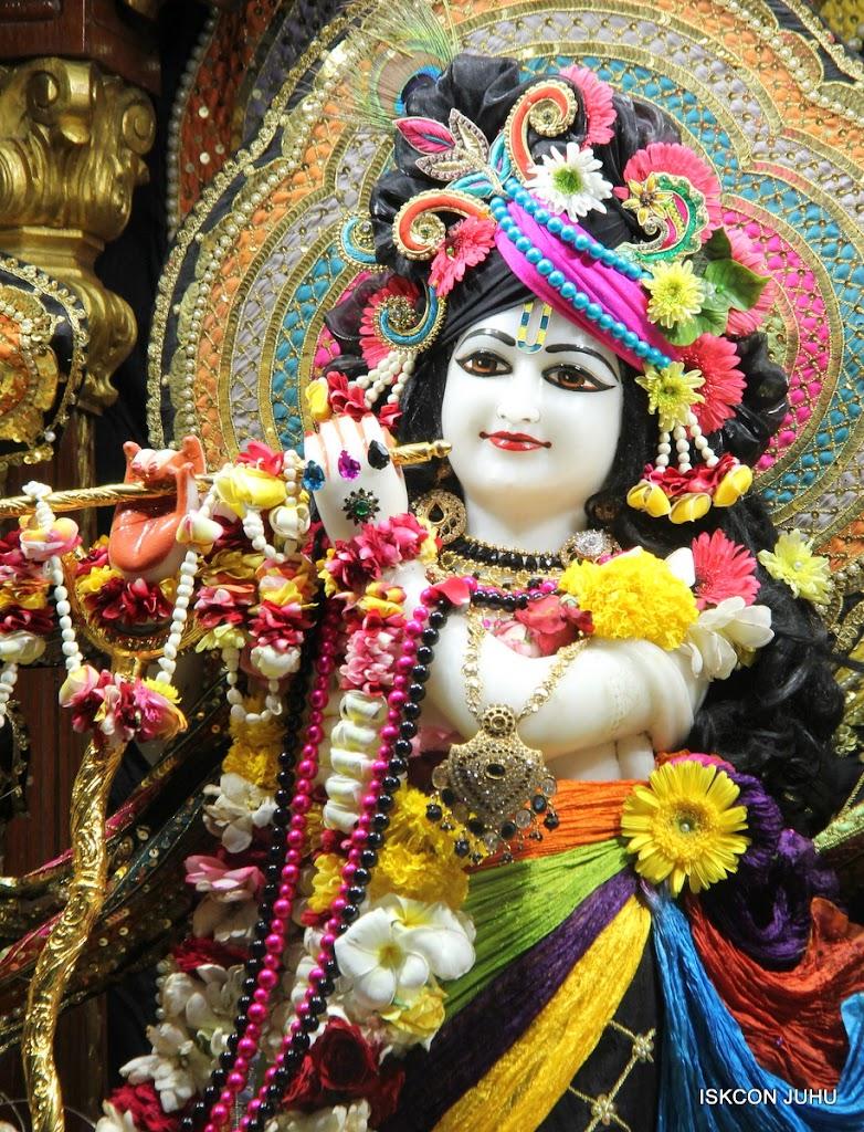 ISKCON Juhu Sringar Deity Darshan 09 Apr 16 (20)