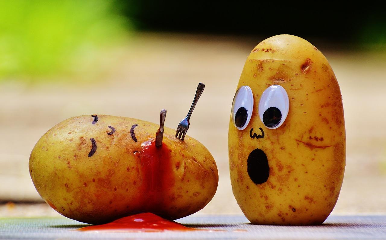 Ai đã giết khoai tây