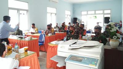 Babinsa Koramil 14/Bambanglipuro mengikuti Pelatihan Tracing Covid 19