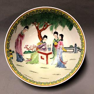 East Asian Bowl Pair