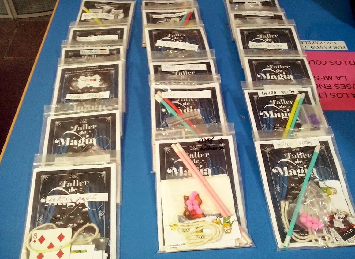 kits de magia de taller de the magic factory