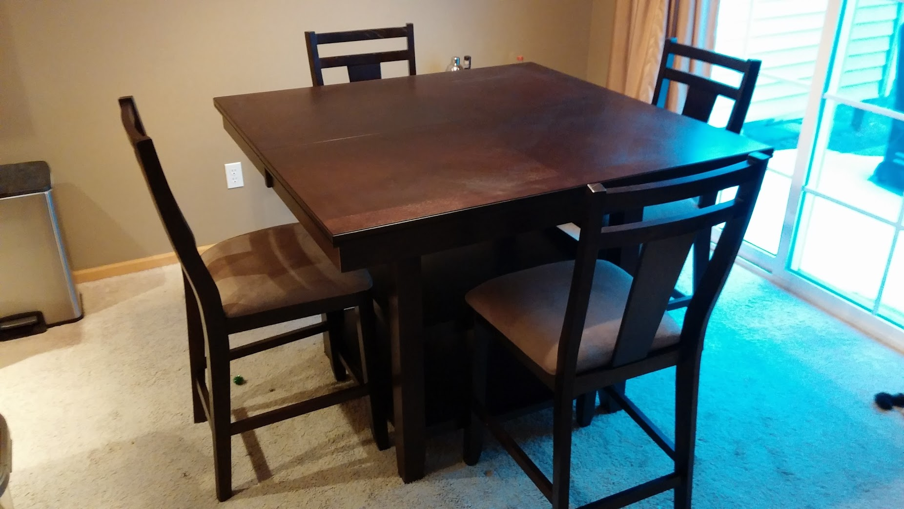 New Kitchen Table