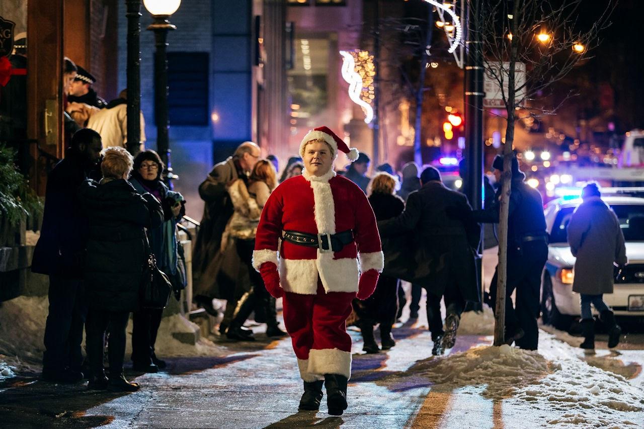 Brett Kelly stars as Thurman Merman in BAD SANTA 2. (Photo: Jan Thijs / Broad Green Pictures)