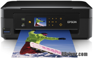 download Epson XP-405 printer's driver