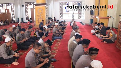 Doa Dzikir Kerusuhan 22 Mei, Belum Ada Informasi Warga Sukabumi Terlibat Kerusuhan