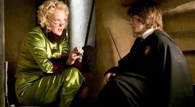 Teoria: Rita Seeker é na verdade um alter ego de J.K Rowling