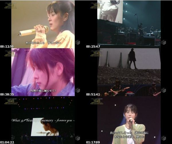 [TV-Variety] ZARD 「追悼フィルムコンサート What a beautiful memory」 (M-ON! 2016.02.07)