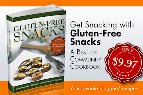 Gluten-Free Snacks e-cookbook