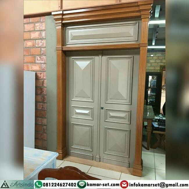 pintu rumah minimalis type 36