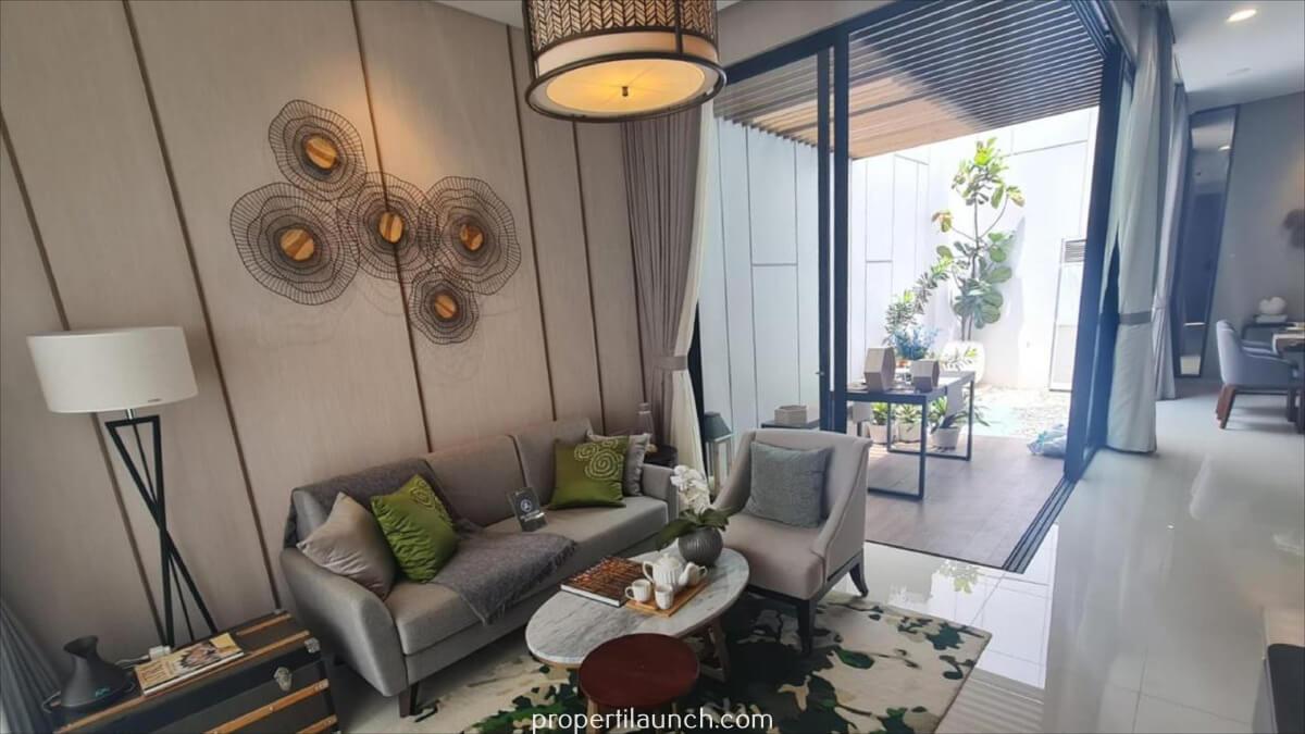 Show Unit Rumah Pinewood Summarecon Bogor