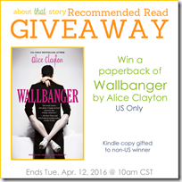 Recommended Read Giveaway