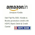Amazon - Get 300 Rs Kindle eBook Credits For Free (All Users)