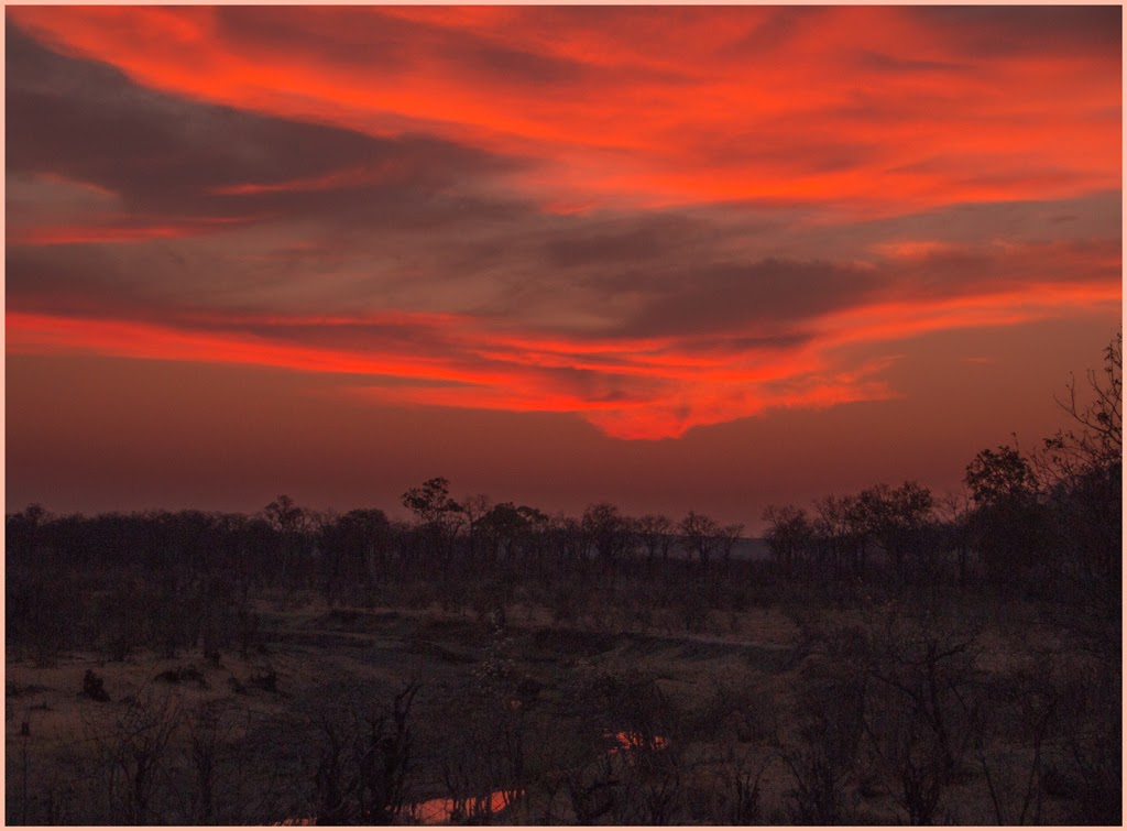 """""""Sunset in Lafupa"""" by Jeanne Phelps --1st Place A Special"""