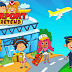 Download My Pretend Airport - Kids Travel Town APK - Jogos Android