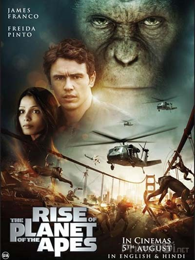 Sự Trỗi Dậy Của Hành Tinh Khỉ - Rise of the Planet of the Apes 2011